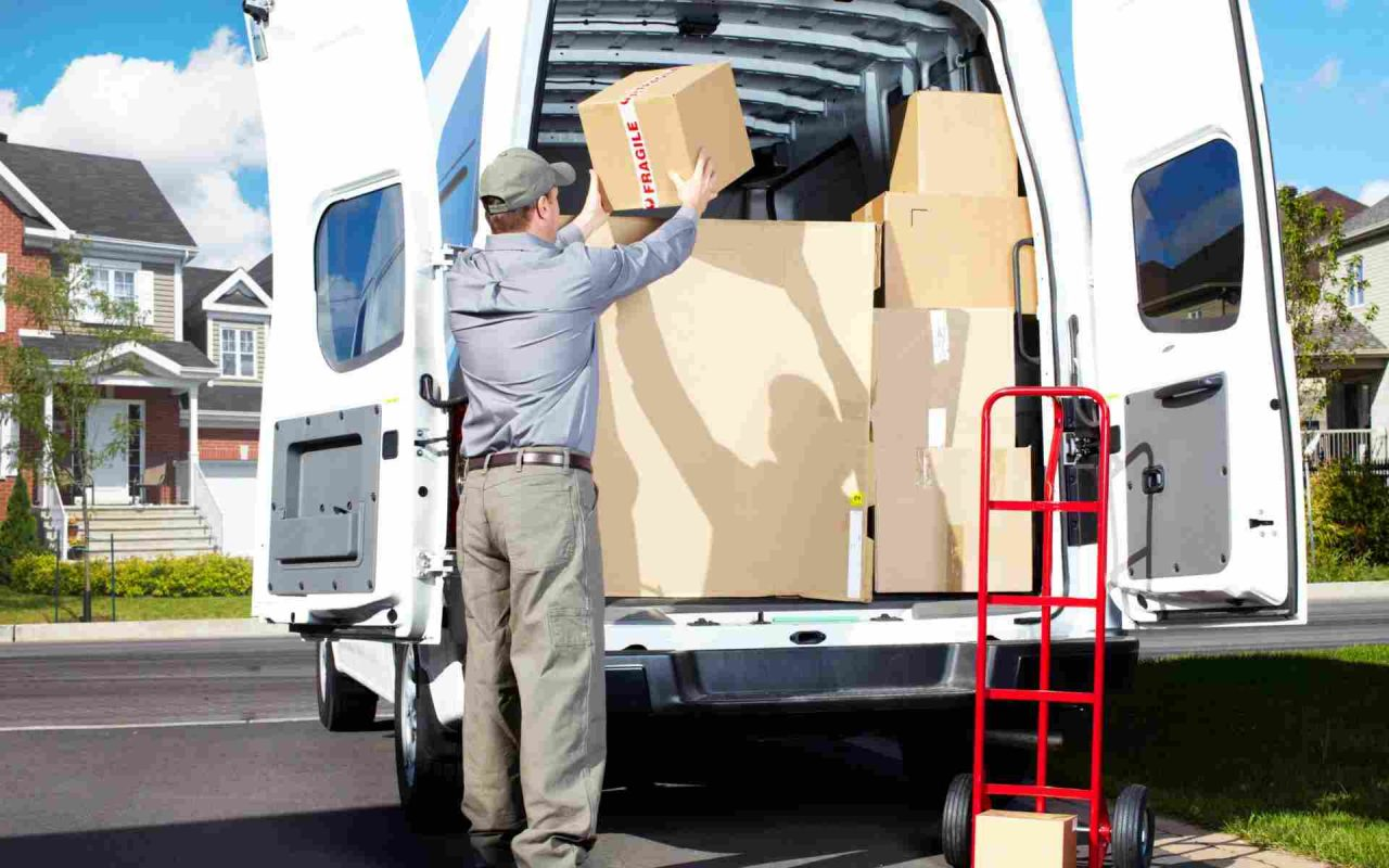 Top 5 ways to save money on moving